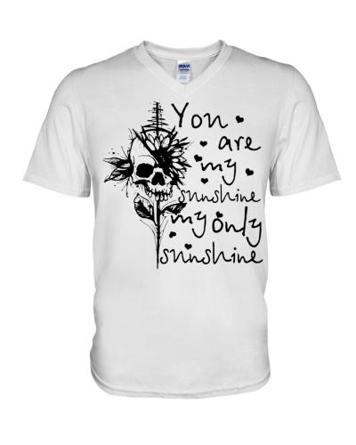 YOU ARE MY SUNSHINE - TATTOO SKULL