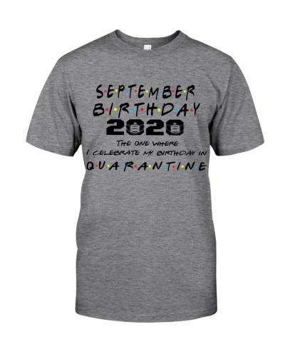 SEPTEMBER BIRTHDAY 2020 CELEBRATE IN QUARANTINE