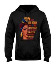 I AM A JUNE WOMAN Hooded Sweatshirt thumbnail