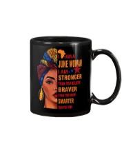 I AM A JUNE WOMAN Mug thumbnail