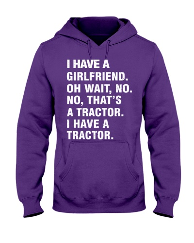 I HAVE A TRACTOR - FARMER