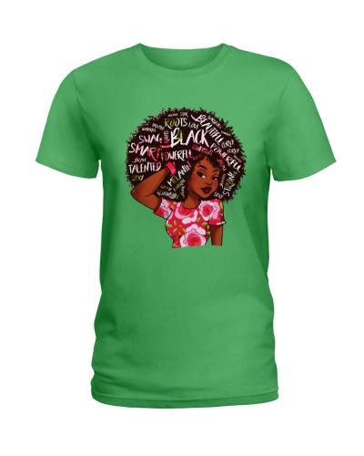 BLACK WOMAN - AFRICAN AMERICAN