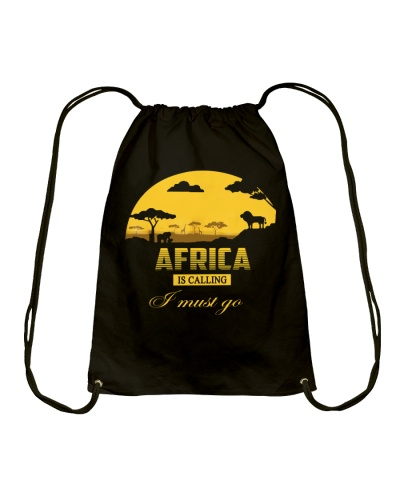 AFRICA IS CALLING - I MUST GO - AFRICAN AMERICAN