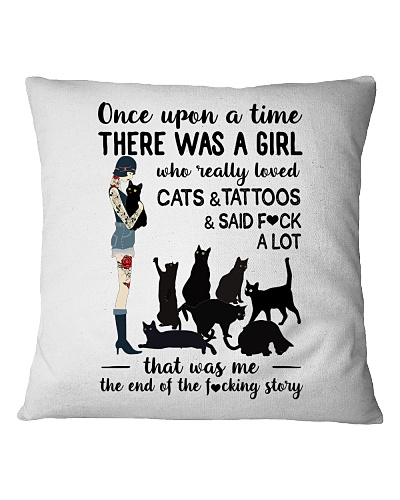REALLY LOVE CATS AND TATTOOS