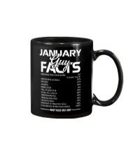JANUARY GUY FACTS Mug thumbnail