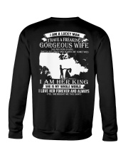 GORGEOUS APRIL WIFE Crewneck Sweatshirt thumbnail