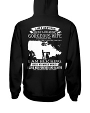 GORGEOUS APRIL WIFE Hooded Sweatshirt thumbnail