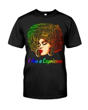 YES I AM A CAPRICORN Classic T-Shirt thumbnail