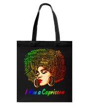 YES I AM A CAPRICORN Tote Bag thumbnail