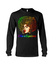 YES I AM A CAPRICORN Long Sleeve Tee thumbnail