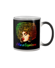 YES I AM A CAPRICORN Color Changing Mug thumbnail