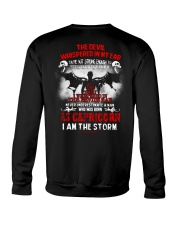 DEVIL WHISPERED - CAPRICORN Crewneck Sweatshirt thumbnail