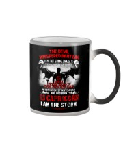 DEVIL WHISPERED - CAPRICORN Color Changing Mug color-changing-right