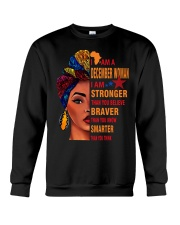 I AM A DECEMBER WOMAN Crewneck Sweatshirt thumbnail