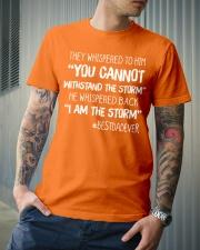 BESTDADEVER Classic T-Shirt lifestyle-mens-crewneck-front-6