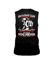 AS AN OCTOBER GUY - I HAVE 3 SIDES Sleeveless Tee thumbnail