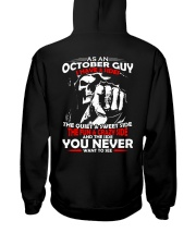 AS AN OCTOBER GUY - I HAVE 3 SIDES Hooded Sweatshirt thumbnail