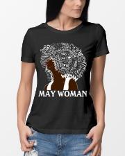 MAY BLACK WOMAN Ladies T-Shirt lifestyle-women-crewneck-front-10