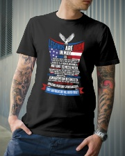LEGENDS ARE BORN IN MAY Classic T-Shirt lifestyle-mens-crewneck-front-6