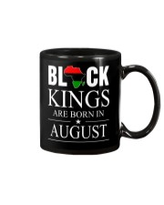 BLACK KINGS ARE BORN IN AUGUST Mug thumbnail