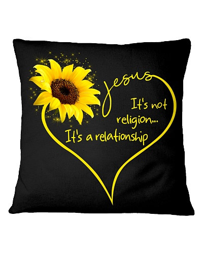 It's Not Religion It's A Relationship