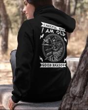 VIKINGS VALHALLA - OLD MAN Hooded Sweatshirt apparel-hooded-sweatshirt-lifestyle-06