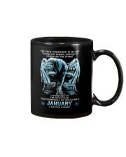 DEVIL WHISPERED - JANUARY MAN Mug thumbnail