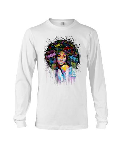 BEAUTIFUL BLACK WOMAN - AFRICAN AMERICAN