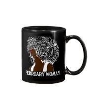 FEBRUARY BLACK WOMAN  Mug thumbnail