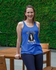 JANUARY - LIMITED EDITION Ladies Flowy Tank lifestyle-bellaflowy-tank-front-1