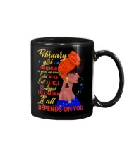 FEBRUAR GIRL - IT ALL DEPENDS ON YOU Mug thumbnail
