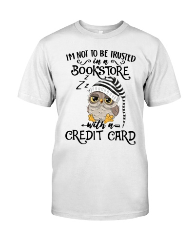 BOOKSTORE WITH A CREDIT CARD