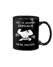 JUST AN ORDINARY DEMI-DAD Mug thumbnail