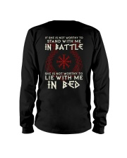 VIKINGS VALHALLA - STAND WITH ME Long Sleeve Tee thumbnail