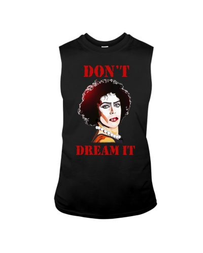 DON'T DREAM IT