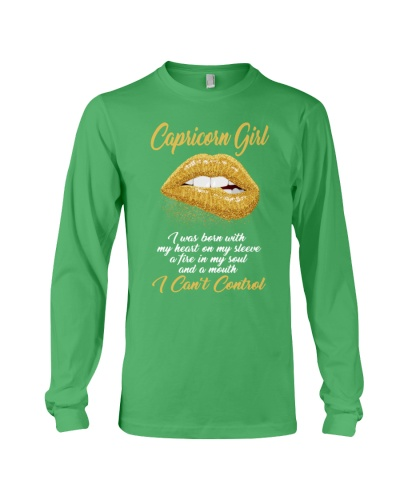 CAPRICORN GIRL - I CAN'T CONTROL