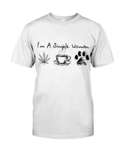 IM A SIMPLE WOMAN - WEED