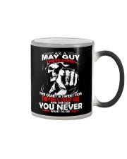 AS A MAY GUY - I HAVE 3 SIDES Color Changing Mug thumbnail