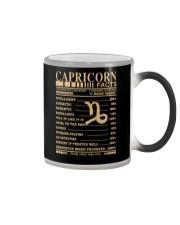 CAPRICORN FACTS Color Changing Mug thumbnail