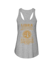LIBRA - HATED BY MANY Ladies Flowy Tank thumbnail