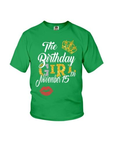 THE BIRTHDAY GIRL 15TH NOVEMBER