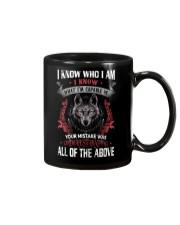 WOLVES - I KNOW WHO I AM Mug thumbnail