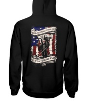 THROUGH THE VALLEY - WARRIOR OF CHRIST Hooded Sweatshirt thumbnail