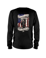 THROUGH THE VALLEY - WARRIOR OF CHRIST Long Sleeve Tee thumbnail