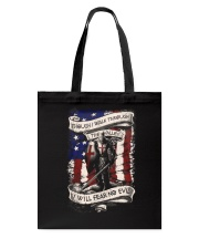 THROUGH THE VALLEY - WARRIOR OF CHRIST Tote Bag thumbnail