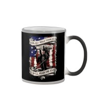 THROUGH THE VALLEY - WARRIOR OF CHRIST Color Changing Mug thumbnail