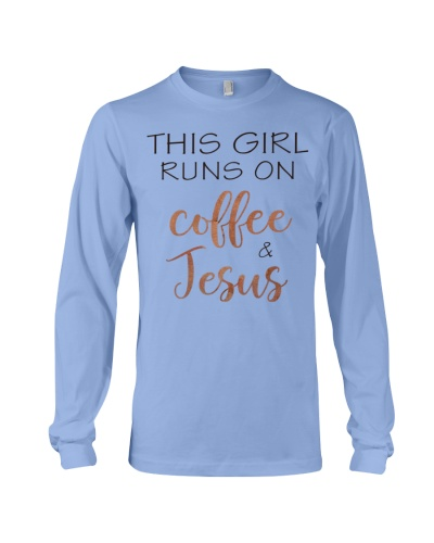 COFFEE AND JESUS - WARRIOR OF CHRIST