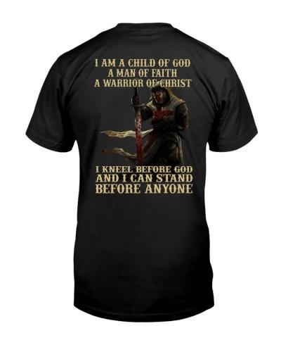 CHILD OF GOD - WARRIOR OF CHRIST
