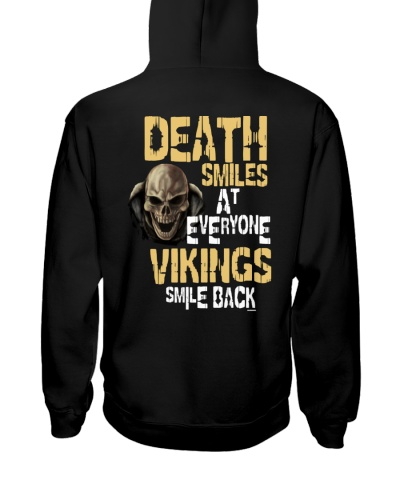 VIKINGS VALHALLA - DEATH SMILES