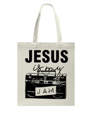 JESUS JAM- WARRIOR OF CHRIST Tote Bag thumbnail
